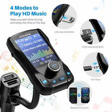 Hands free Car Bluetooth FM Transmitter USB Charger Radio Adapter MP3 Player