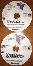2015 BMW North America Navigation DVD Map Update - Professional Set East & West