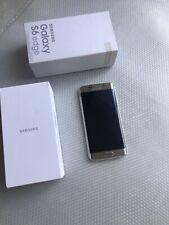 SAMSUNG GALAXY S6 EDGE GOLD 32GB UNLOCKED G925F *SMARTPHONE* EXCELLENT CONDITION