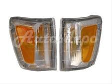 FOR 93-98 97 96 TOYOT T100 PICKUP PARK/SIGNAL LIGHT W/B SET