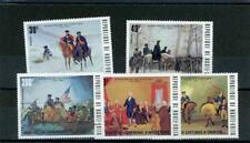 Burkina Faso 1975  Scott# 265-7, C209-10 mint Hinged