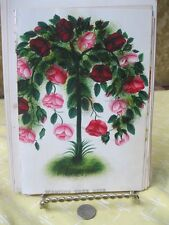 Vintage Print,WEEPING TREE ROSE,19th Cent,Floral Catalog
