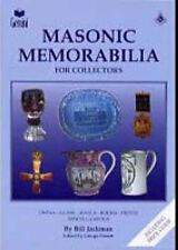 Masonic Memorabilia for Collectors by Bill Jackman (Paperback, 2002)