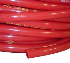 "Red Gas Vinyl Hose 5/16"" I.D."