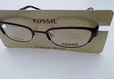 FOSSIL GLASSES FRAME Racine Brown of1195200
