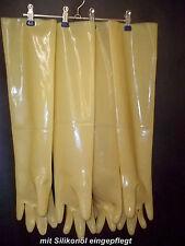 2 P. Gummihandschuhe,Latexhandschuhe,Reinraumhandschuhe,Rubber Gants,Gr.10-XL