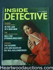 """""""Inside Detective"""" March 1967"""