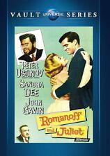 Romanoff Juliet  DVD (1961) - PeterUstinov, SandraDee JohnGavin