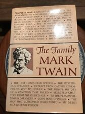 The Family Mark Twain 1992 By Barnes & Noble Book, Inc.,New