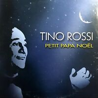Tino Rossi CD Single Petit Papa Noël (Laurent Rossi Productions) - France