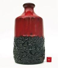 Jopeko 902 Vase Fat Lava Mid Century Modernist Pop Art Op Art Space Age
