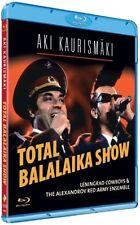 Leningrad Cowboys Total Balalaika Show Blu-ray region free Kaurismaki remastered