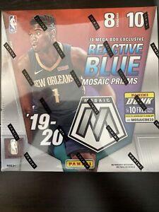 2019-20 Panini Mosaic NBA Mega Box Basketball Mega Box Exclusive