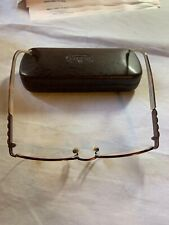 Fossil Eyeglasses And Case