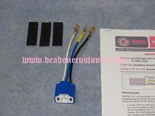 "Big Dog Motorcycle ""Ceramic"" Headlight Harness Repair Kit for SB-1077"