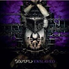 SOULFLY - ENSLAVED  CD -------HEAVY METAL MAX CAVALERA----- NEU
