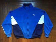 vintage nike grey tag sweatshirt jacket mens size large