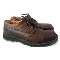 Dr Martens Mens Shoes UK 10 Brown 2B83 Foam Sole