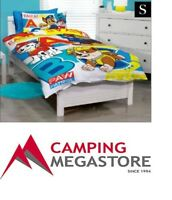 PAW PATROL SINGLE BED QUILT COVER SET - MULTI