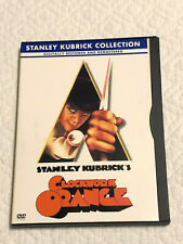 A Clockwork Orange (Dvd, 2001, Stanley Kubrick Collection)