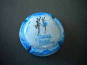 capsules de champagne  six coteaux  n°23 (contour bleu ciel) cote 2€