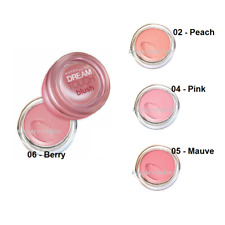 Maybelline Dream Touch Cream Blush - 02 Peach , 04 Pink , 05 Mauve , 06 Berry