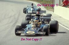 Ronnie Peterson JPS Lotus 72 E Swedish Grand Prix 1973 Photograph 3