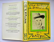 ** Rare ** Cecil Beaton Diaries The Parting Years 1st/1st 1978