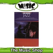 New The Big Book of Jazz 2nd Edition PVG Music Book - Piano Vocal Guitar