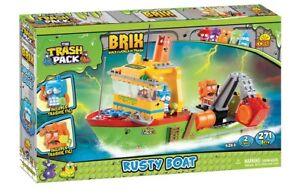COBI The Trash Pack Rusty Boat SET# 6263 (271 Pcs.) NEW, US SELLER, Toy, Blocks