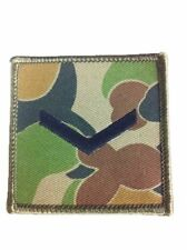 Chevron - Auscam  Lance Corporal - Pair - Army & Military Patch