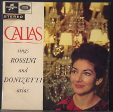 Columbia SAX 2564 AUS ED 1 CALLAS SINGS ROSSINI AND DONIZETTI ARIAS GREAT COND
