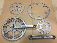 Stronglight Chainset And Chainrings 52-42 170mm Plus 30, 39 & 54 Rings (Ref. RM)