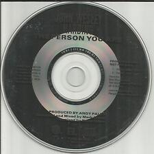 JOHN WESLEY HARDING The Person you are w/ RARE REMIX PROMO DJ CD single 1991