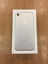 New Apple iPhone 7 32GB 4G LTE Factory Unlocked Silver Smartphone