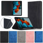 For Samsung Galaxy Tab S6 Lite S7/S7 Plus Tablet Smart Leather Stand Case Cover