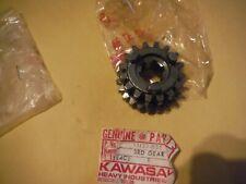 kawasaki kd125 ke125 ks125   new original  3rd 4th gear  13132-035
