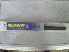 Windshield Wiper Winter Blade Anco 30-16  CHECK ANCO WEBSITE FOR APPLICATION