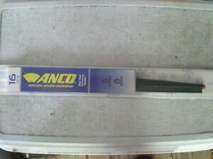 Windshield Wiper Winter Blade Anco 30-16  CHECK ANCO WEBSITE FOR APPLICATION