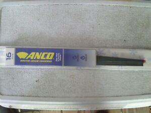 Windshield Wiper Winter Blade Anco 30-16  CHECK ANCO WEBSITE FOR APPLICATION   #