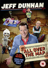 Jeff Dunham – All Over The Map 2014 DVD