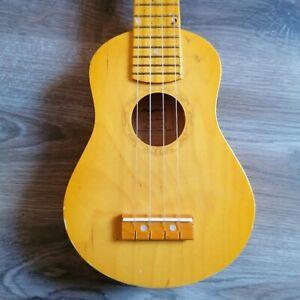 ukulélé sopran sheffield jaune