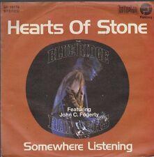 "7"" The Blue Ridge Rangers Featuring John C. Fogerty Heart Of Stone 70`s Fantasy"