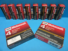 Set (8) Brand New Genuine FORD Motorcraft SP413 Spark Plugs OEM# AGSF32N V8