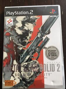 Metal Gear Solid 2: Sons of Liberty (Sony PlayStation 2, 2002)