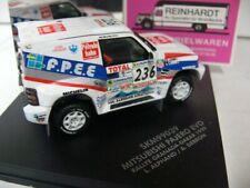 1/43 Vitesse Mitsubishi Pajero Evo Rallye Granada-Dakar 1999 Alphand/D. SKM99039