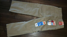 New Wrangler Cargo Pants adjustable waistband Boys Size 9 Multi Pocket