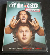 Get Him To The Greek (DVD) - Region 1 - NTSC - Like New
