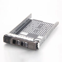 Dell 3.5 SAS SATA Tray Caddy Sled F238F Poweredge T710 T610 T410 T310 T420 T320