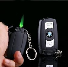 BMW windproof keyring cigarette lighter With Led Torch U.K. Seller Brand New NO1